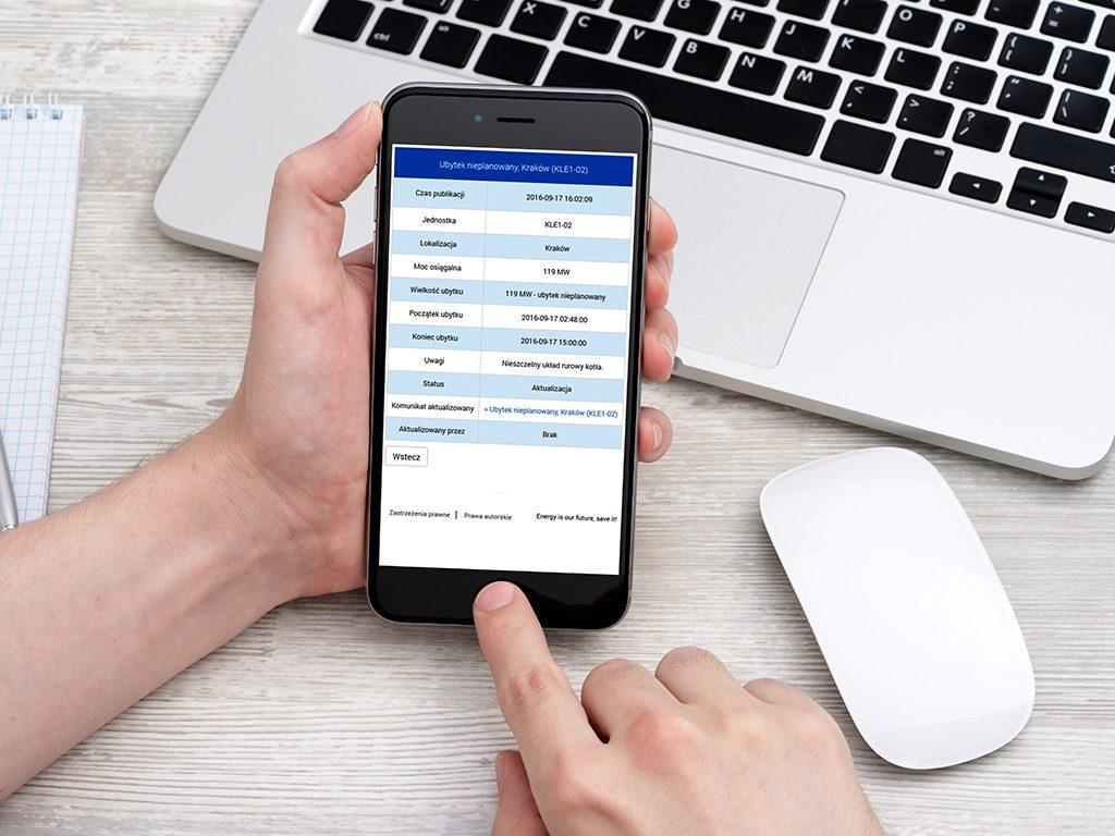 Aplikacja webowa według specyfikacji klienta