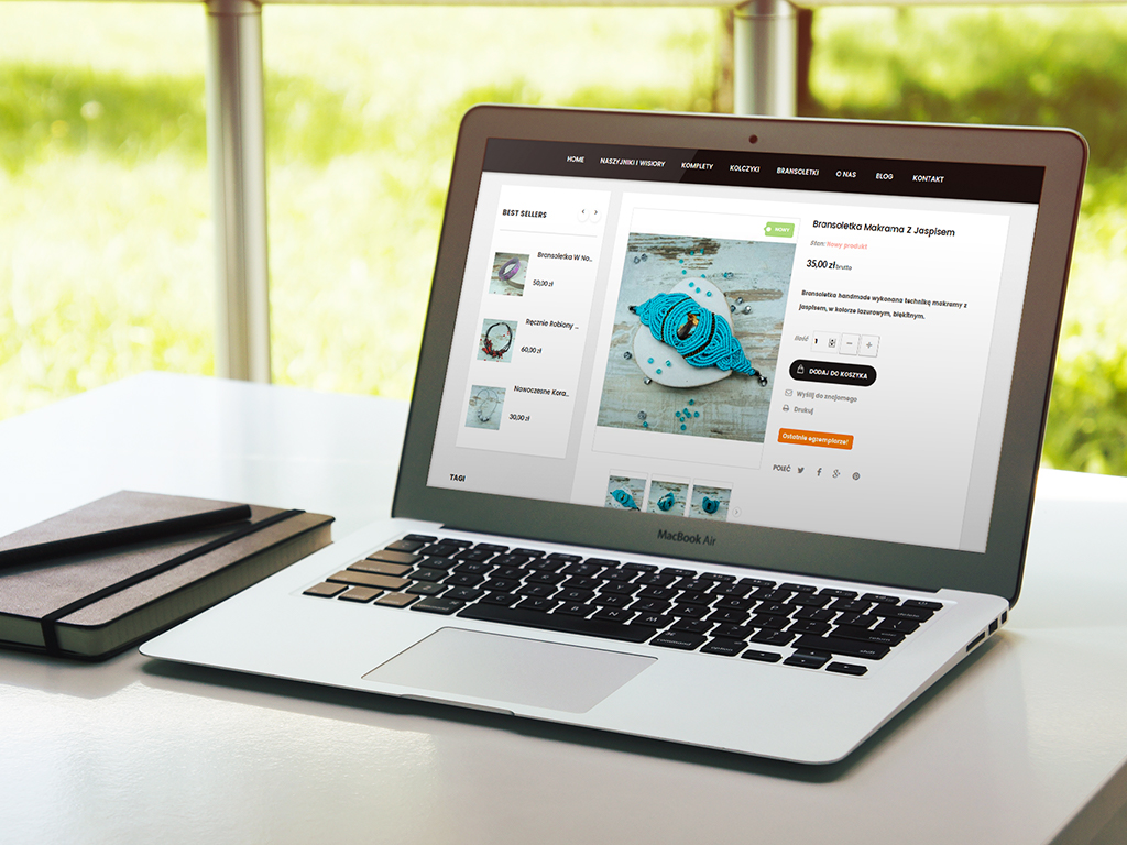 Sklep internetowy Prestashop - Pracownia Kameleon